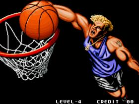 街机赏析:SNK街头篮球