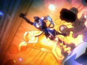《剑勇传奇:忍者龙剑传Z》BOSS场景武器图文介绍