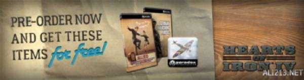 《钢铁雄心4》预购奖励及三种版本售价及内容一览