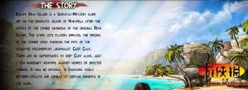《逃离死亡岛》背景简介及主人公介绍攻略