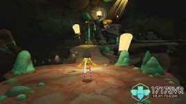 Climax发布更多《罗拉与巨人》游戏高清截图