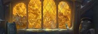 《炉石传说》转角撞见鬼 赢取勇闯安戈洛新版卡包