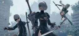 《尼尔:机械纪元》PC版发售日3月17日 配置要求公布