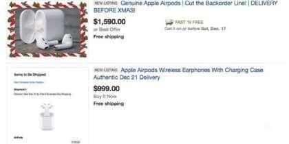 苹果无线耳机国外都炒到11000元了 你的耳机还全靠捡么?