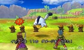 《勇者斗恶龙11》PS4与3DS双版本对比截图放出 展示不同的风味