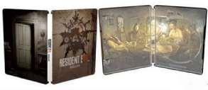 《生化危机7》铁盒设计中规中矩 实物发售后能否带来惊喜?