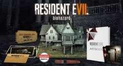 《生化危机7》收藏家版正式公布 竟然不自带游戏本体
