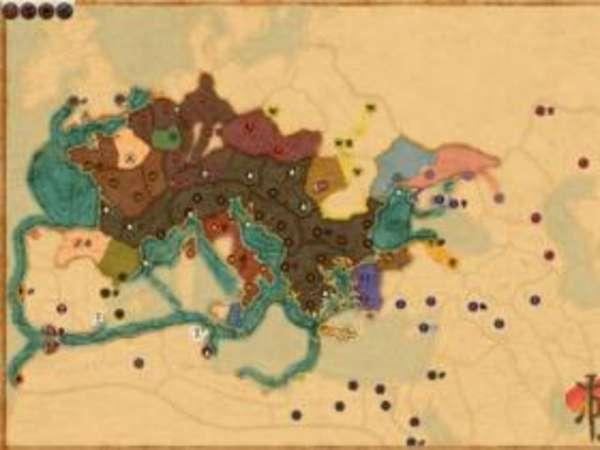 《罗马2:全面战争》马其顿玩法心得 非常困难模式