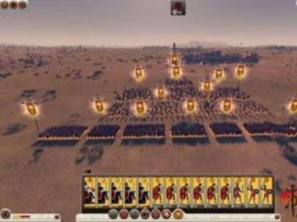 《罗马2:全面战争》招募大象兵的方法 在哪招大象兵