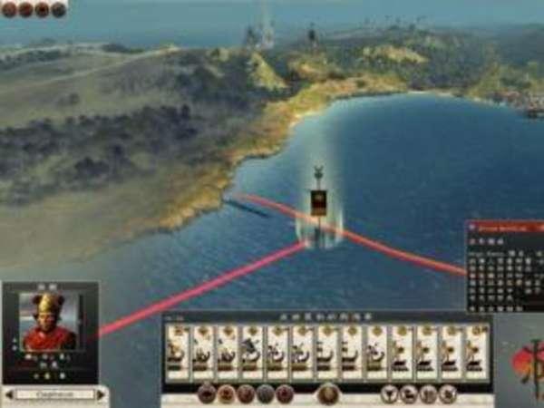 《罗马2:全面战争》造战舰的方法 怎么造战舰