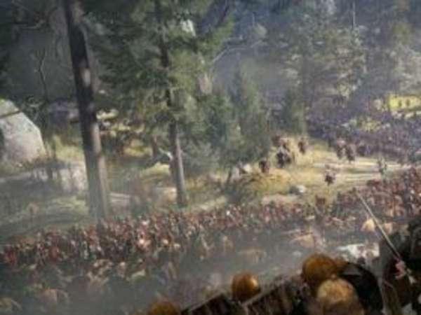 《罗马2:全面战争》百科全书位置