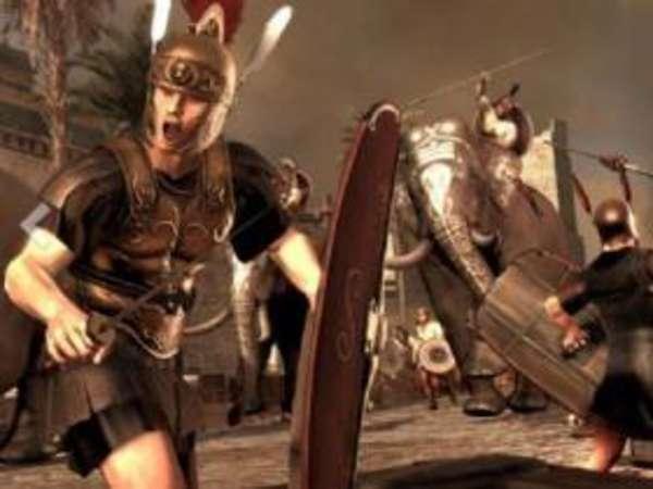 《罗马2:全面战争》PC版9月3日发售