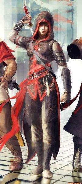 《刺客信条编年史:中国》主角背景详细介绍攻略