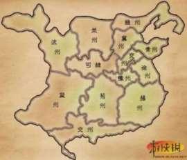 三国历史地图 190年~235年编年史地图欣赏