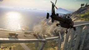 《正当防卫3》滑翔翼挑战技巧解析攻略