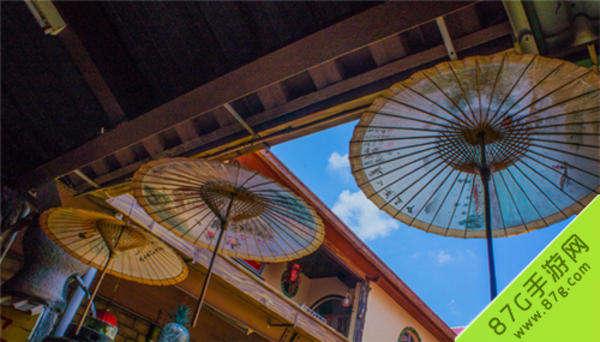 阴阳师糖纸伞妖信物图片1