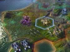 《文明:太空》城市最大商路查看方法攻略
