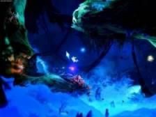 《奥日与迷失森林》最后能量核心位置解析攻略