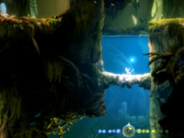 《奥日与迷失森林》水精灵过关后玩法路线解析攻略