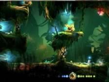 《奥日与迷失森林》银之树BOSS战前树洞过法攻略