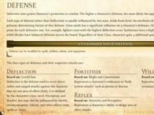 《永恒之柱》4种防御属性详解攻略