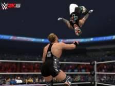 《WWE 2K15》PC版爬上绳子顶端方法解析攻略