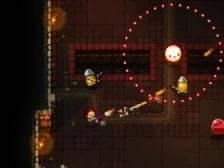 《挺进地牢》弹幕多扳机兄弟打法解析攻略