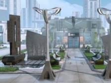 《幽浮2》五大场景画面图文赏析