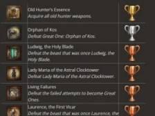 《血源诅咒》DLC老猎人新增BOSS一览