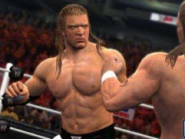 《WWE 2K15》动态模糊过量解决方法攻略