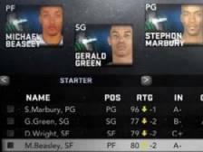 《NBA 2K11》防守也是一种乐趣