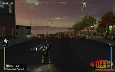 《地球防卫军:决战昆虫》简单图文攻略