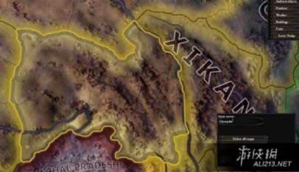 《钢铁雄心4》自带地图编辑器使用图文指南