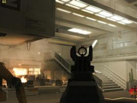 《杀出重围3:人类革命》操作/画面评价(带图)