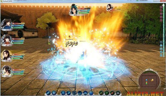 《古剑奇谭2》夏夷则普通+终极技能释放方法说明