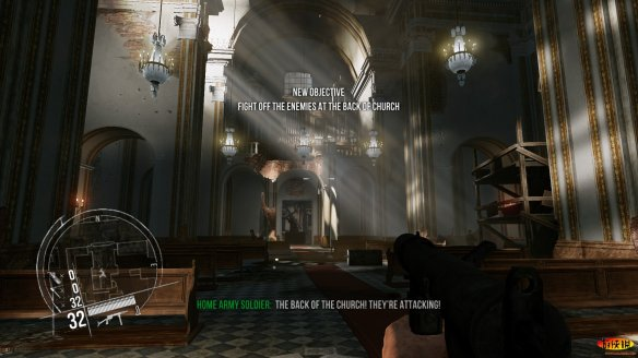 《敌军前线》游戏图文流程攻略