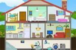 别墅逃生3 Cutaway House Escape 3 攻略