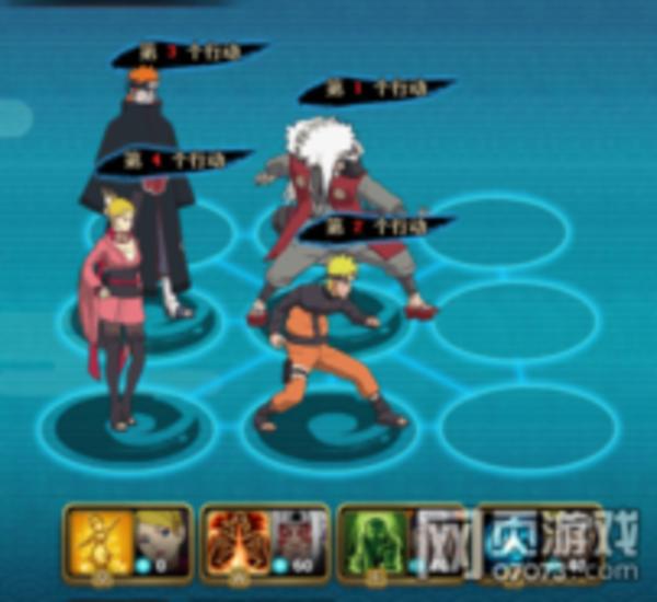 火影忍者OL风主自来也刷新队阵容介绍