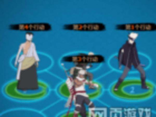 火影忍者OL鲛肌奇拉比搭配雷主阵容介绍