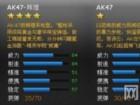 火线精英AK47辉煌属性图文介绍