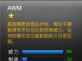 火线精英AWM全面解析玩法攻略